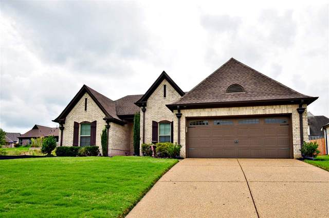 350 Whispering Creek Dr, Oakland, TN 38060 (#10082860) :: The Dream Team