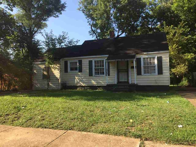 3363 Farmville Ave, Memphis, TN 38122 (#10082870) :: Bryan Realty Group