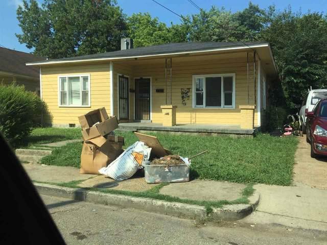 755 Baltimore St, Memphis, TN 38114 (#10082877) :: The Home Gurus, Keller Williams Realty