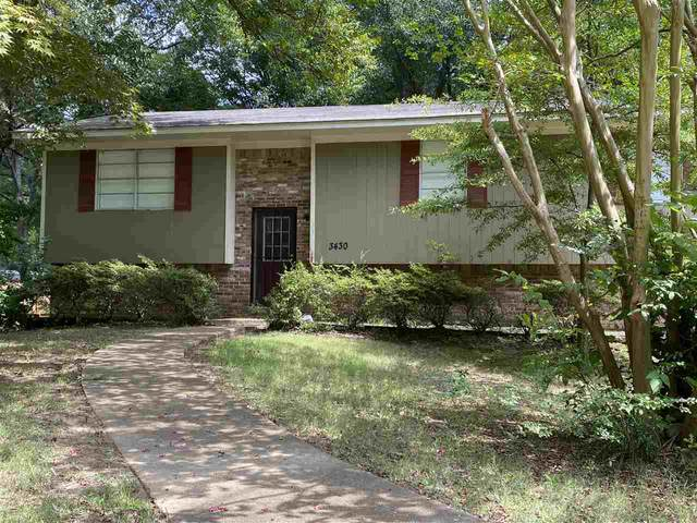 3430 Lockwood St, Memphis, TN 38128 (MLS #10082922) :: Gowen Property Group | Keller Williams Realty