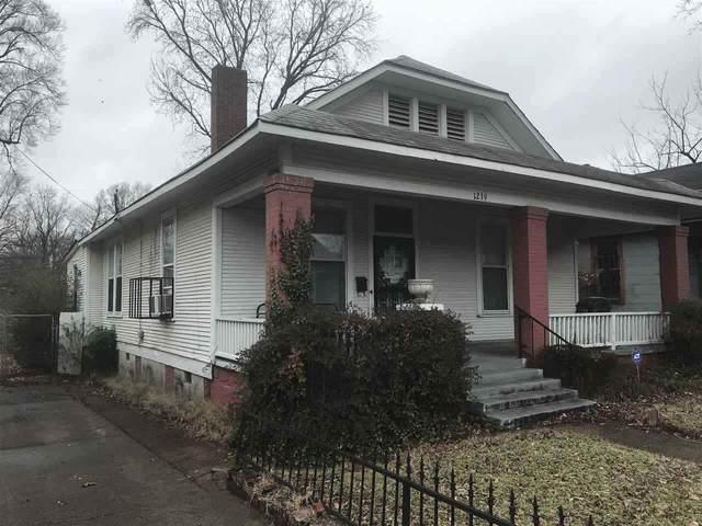 1239 Driver St, Memphis, TN 38106 (MLS #10082948) :: Gowen Property Group | Keller Williams Realty