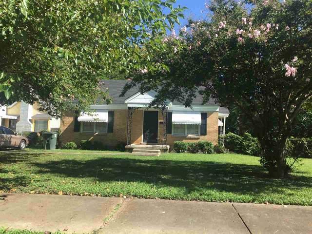 2982 S Radford Rd, Memphis, TN 38114 (#10082961) :: The Home Gurus, Keller Williams Realty