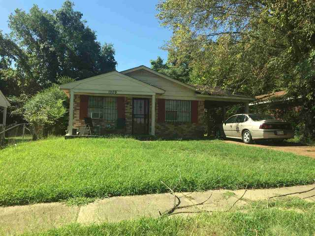 1209 Fiber Rd, Memphis, TN 38109 (#10082966) :: The Wallace Group - RE/MAX On Point