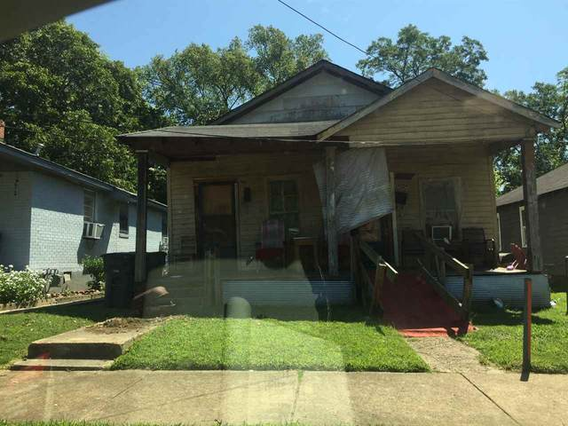 1404 Tunica St, Memphis, TN 38108 (#10082972) :: Bryan Realty Group