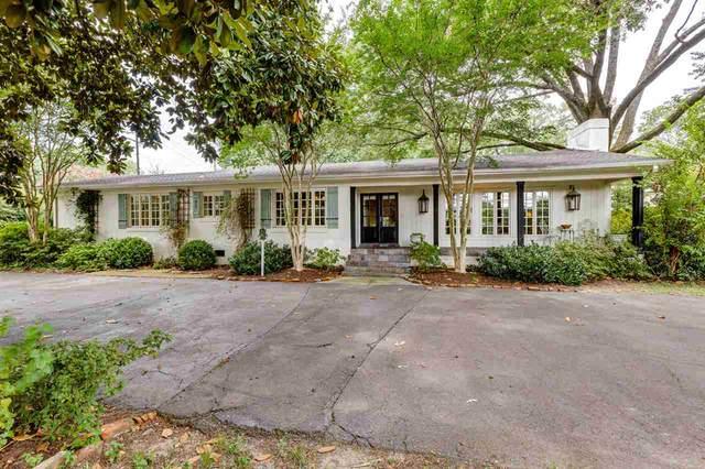 4100 Poplar Ave, Memphis, TN 38117 (#10083040) :: The Home Gurus, Keller Williams Realty