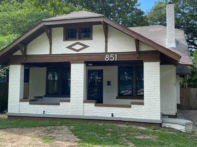 851 E Parkway Pky S, Memphis, TN 38104 (#10083066) :: The Home Gurus, Keller Williams Realty