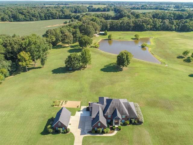 2555 Feathers Chapel Dr, Unincorporated, TN 38068 (MLS #10083164) :: Gowen Property Group | Keller Williams Realty