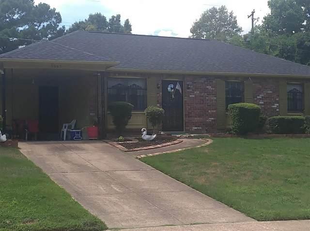 3645 Hillridge St, Memphis, TN 38109 (#10083190) :: Bryan Realty Group