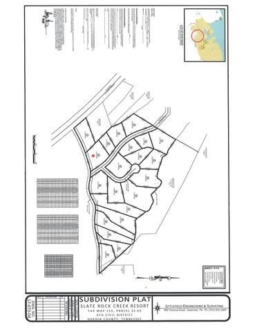 13 Rock Quarry Way, Counce, TN 38326 (MLS #10083275) :: Gowen Property Group | Keller Williams Realty