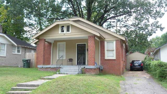 1941 E Mclemore Ave, Memphis, TN 38114 (#10083361) :: The Wallace Group - RE/MAX On Point