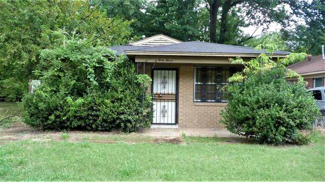 1467 N Trezevant St, Memphis, TN 38108 (#10083390) :: The Home Gurus, Keller Williams Realty
