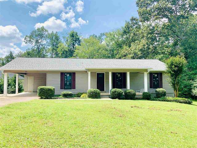 751 Lake Ln, Adamsville, TN 38310 (#10083406) :: The Wallace Group - RE/MAX On Point