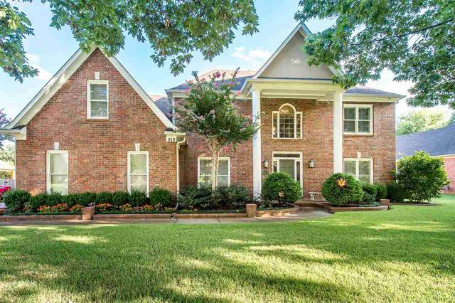 619 Fort Sumpter Ln, Collierville, TN 38017 (#10083411) :: Bryan Realty Group