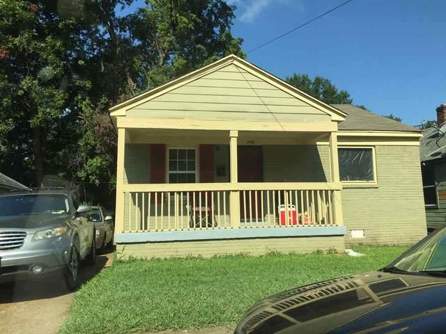 773 David St, Memphis, TN 38114 (#10083437) :: The Home Gurus, Keller Williams Realty