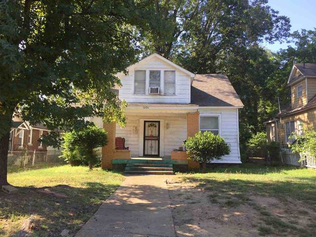 1609 Waverly Ave, Memphis, TN 38106 (MLS #10083442) :: The Justin Lance Team of Keller Williams Realty