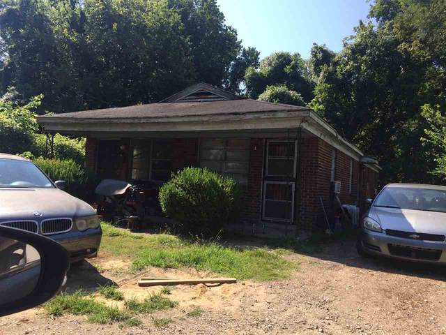 701 Lyman Ave, Memphis, TN 38107 (#10083448) :: J Hunter Realty