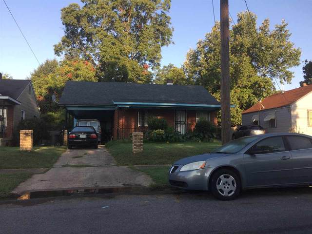 1507 Wilson St, Memphis, TN 38106 (#10083475) :: Faye Jones | eXp Realty