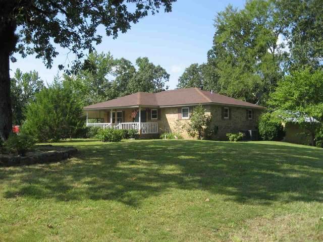 5389 Winding Ridge Rd, Adamsville, TN 38310 (#10083669) :: The Home Gurus, Keller Williams Realty
