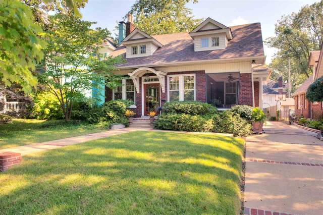 1723 Autumn Ave, Memphis, TN 38112 (#10083780) :: The Home Gurus, Keller Williams Realty