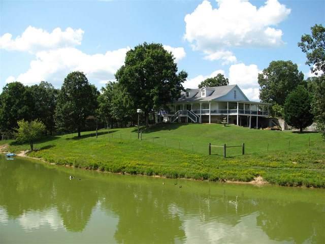 8195B Enville Rd, Enville, TN 38332 (#10083828) :: The Home Gurus, Keller Williams Realty