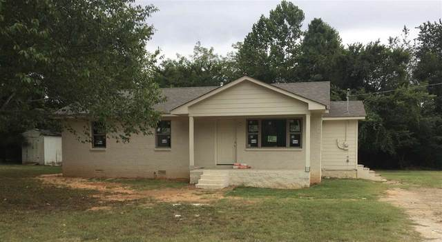 160 Central Dr, Unincorporated, TN 38068 (#10083860) :: Bryan Realty Group