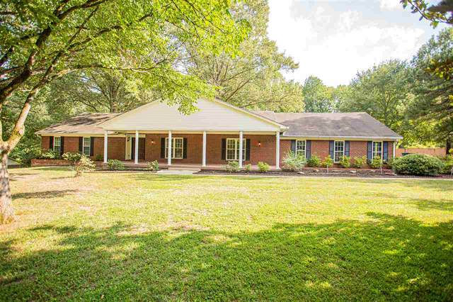 333 Shady Dell Cv, Unincorporated, TN 38053 (MLS #10083963) :: The Justin Lance Team of Keller Williams Realty