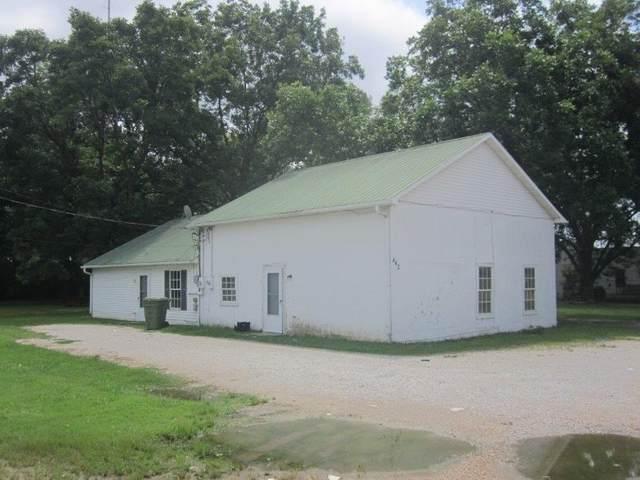 442 S Washington St, Ripley, TN 38063 (#10083972) :: The Home Gurus, Keller Williams Realty
