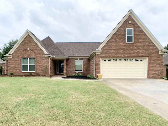 7021 W Honeysuckle Ln W, Millington, TN 38053 (#10084038) :: Bryan Realty Group