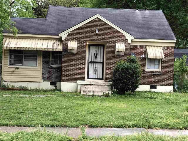 1502 Buntyn St, Memphis, TN 38114 (#10084097) :: The Home Gurus, Keller Williams Realty