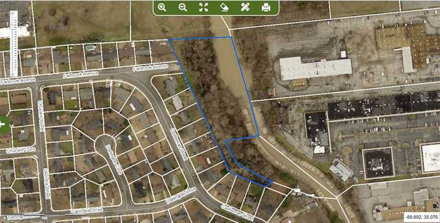 0 Fairbrook And Clastleman Ave, Memphis, TN 38118 (#10084186) :: Bryan Realty Group