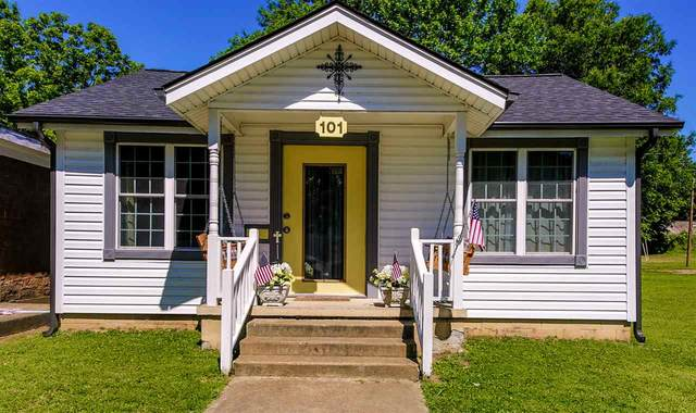 101 N Main St N, Brighton, TN 38011 (#10084248) :: The Wallace Group - RE/MAX On Point