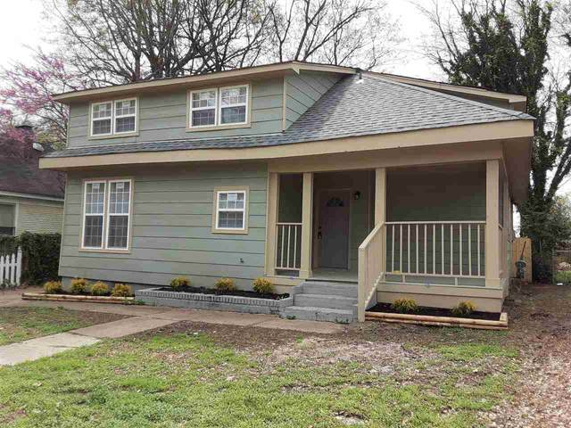 1763 Evelyn Ave, Memphis, TN 38114 (#10084252) :: The Home Gurus, Keller Williams Realty