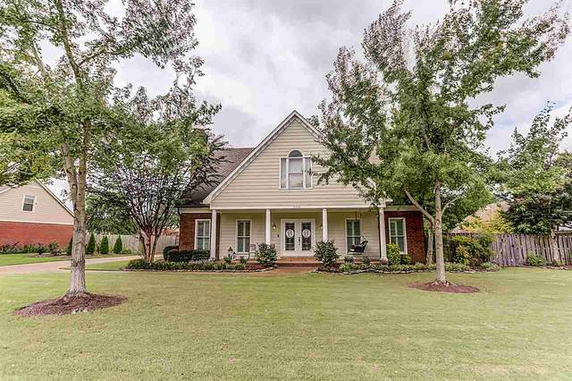 1353 Creek Valley Dr, Collierville, TN 38017 (#10084266) :: The Home Gurus, Keller Williams Realty