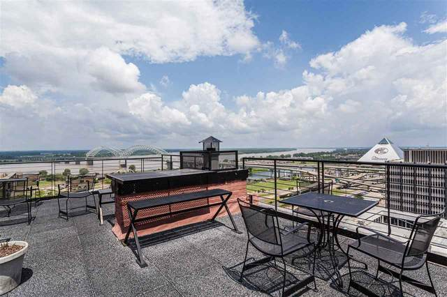 109 N Main St #1001, Memphis, TN 38103 (#10084310) :: The Wallace Group - RE/MAX On Point