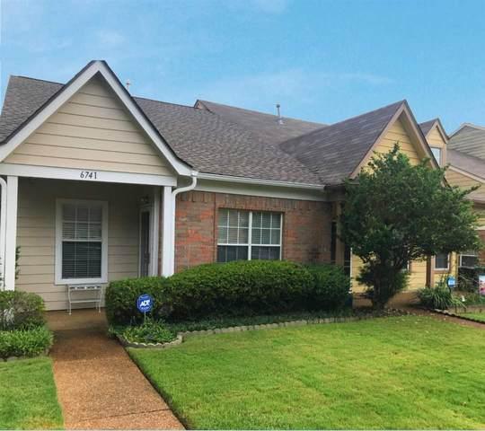 6741 Whitten Pine Dr, Memphis, TN 38134 (#10084340) :: Bryan Realty Group