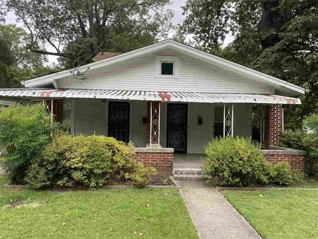 3378 Powell Ave, Memphis, TN 38122 (#10084345) :: The Wallace Group - RE/MAX On Point