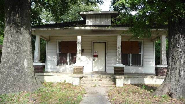 1456 N Hollywood St, Memphis, TN 38108 (#10084347) :: Bryan Realty Group