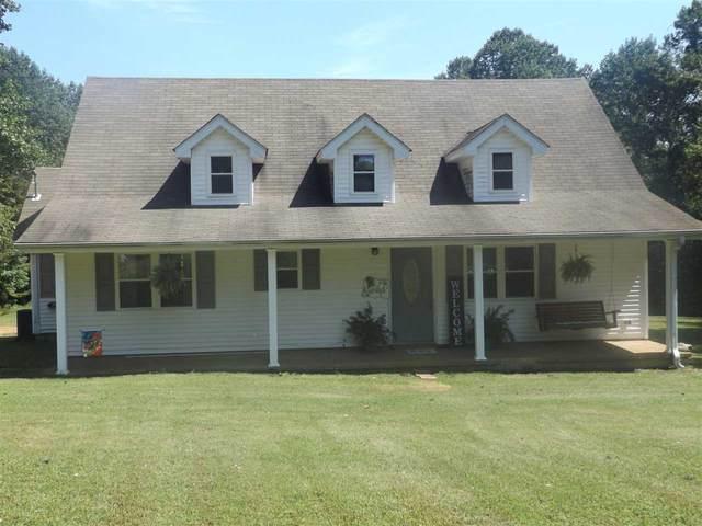 1692 Jeff Webb Rd, Ripley, TN 38063 (#10084371) :: The Home Gurus, Keller Williams Realty