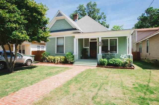 638 S Cox St, Memphis, TN 38104 (#10084403) :: The Home Gurus, Keller Williams Realty