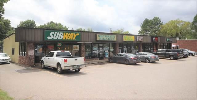918 E Main St, Brownsville, TN 38012 (#10084498) :: J Hunter Realty