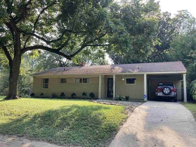 447 Conwell Rd, Memphis, TN 38120 (#10084509) :: Bryan Realty Group