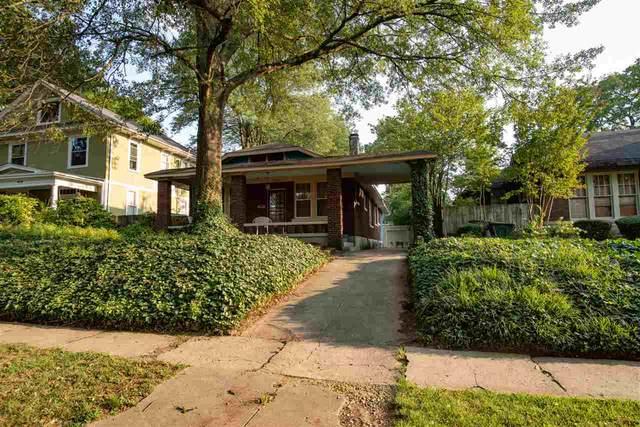 1669 Galloway Ave, Memphis, TN 38112 (#10084540) :: The Home Gurus, Keller Williams Realty