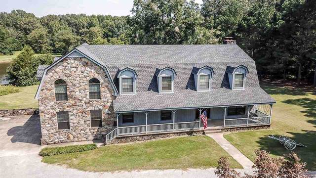 2505 Ivy Dr, Unincorporated, TN 38028 (#10084570) :: The Wallace Group - RE/MAX On Point