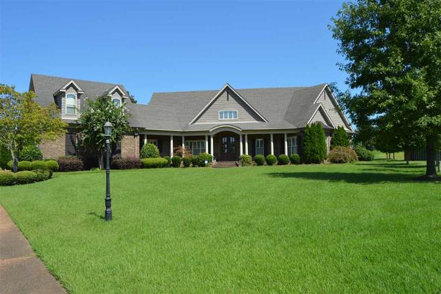 90 Eagle Trace Rd, Covington, TN 38019 (#10084794) :: The Dream Team