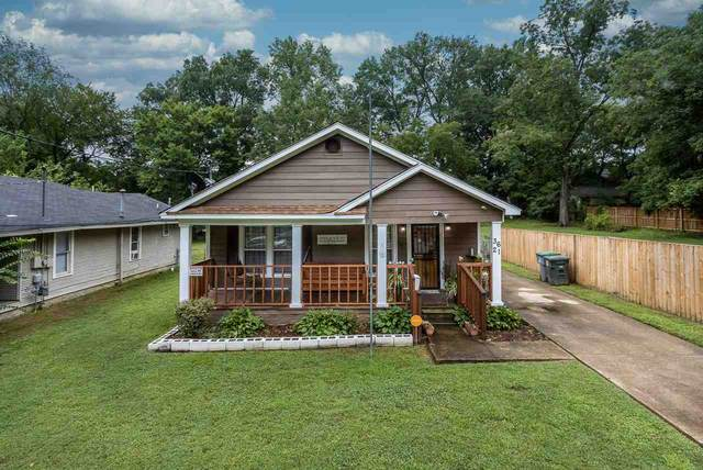 3621 Faxon Ave, Memphis, TN 38122 (#10084823) :: Bryan Realty Group