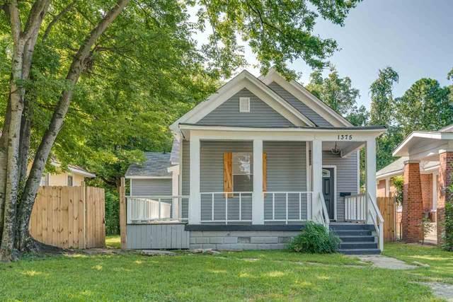 1375 Snowden Ave, Memphis, TN 38107 (#10084856) :: The Home Gurus, Keller Williams Realty