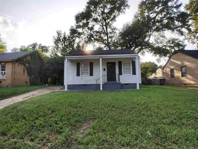 2001 Farrington St, Memphis, TN 38109 (#10084910) :: Bryan Realty Group