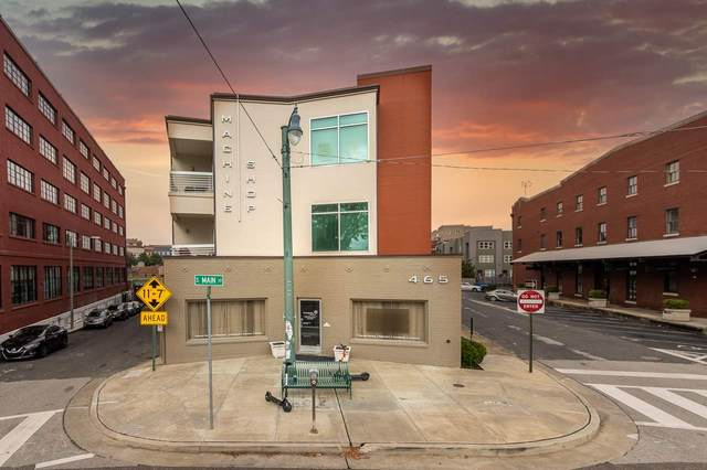 465 S Main St #303, Memphis, TN 38103 (MLS #10084915) :: Gowen Property Group | Keller Williams Realty