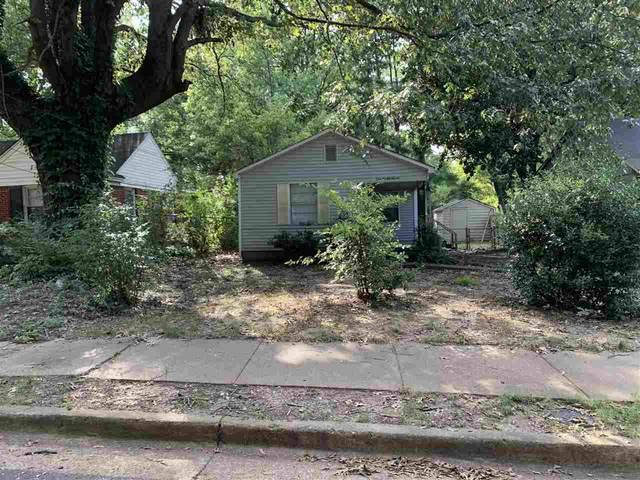 1087 Minor St, Memphis, TN 38111 (#10084947) :: The Home Gurus, Keller Williams Realty