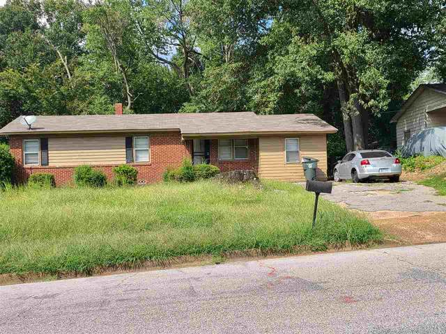 2014 Burnham Ave, Memphis, TN 38127 (#10084957) :: Bryan Realty Group